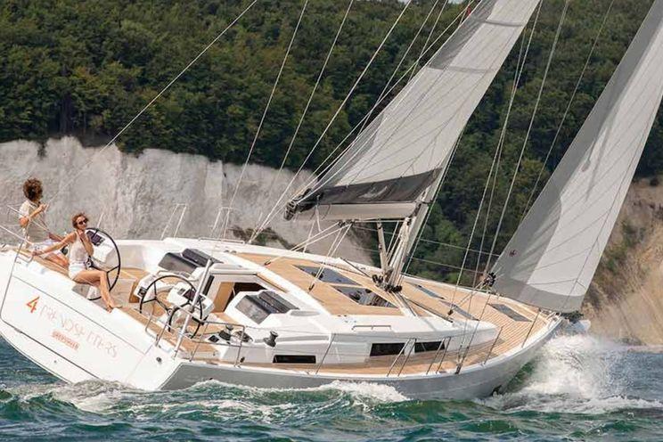 Charter Yacht Hanse 458 - 2019 - Dubrovnik - Croatia