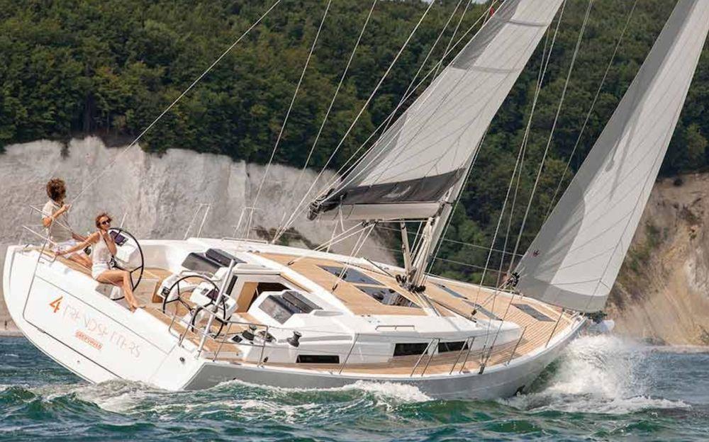 Hanse 458 - 2019 - Dubrovnik - Croatia