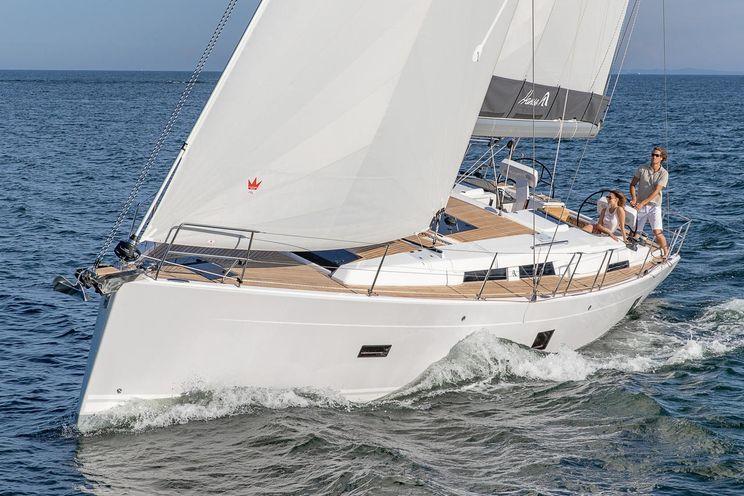 Charter Yacht Hanse 458 - 4 Cabins(4 double)- 2019 - Split - Kastela - Croatia