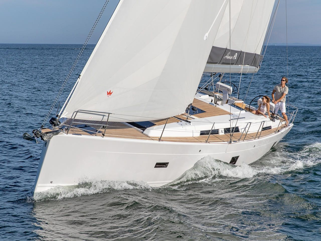 Hanse 458 - 4 Cabins (4 double) - 2019 - Split - Kastela - Croatia