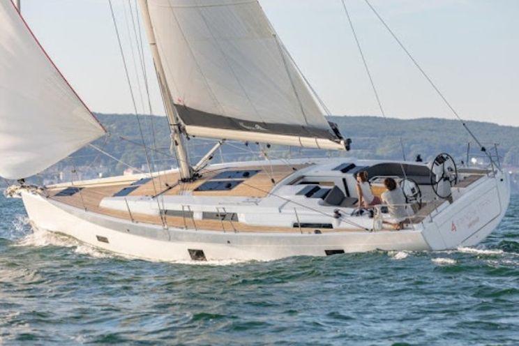 Charter Yacht Hanse 458 - 2021 - 4 Cabins (4 Double) - Preveza - Lefkas