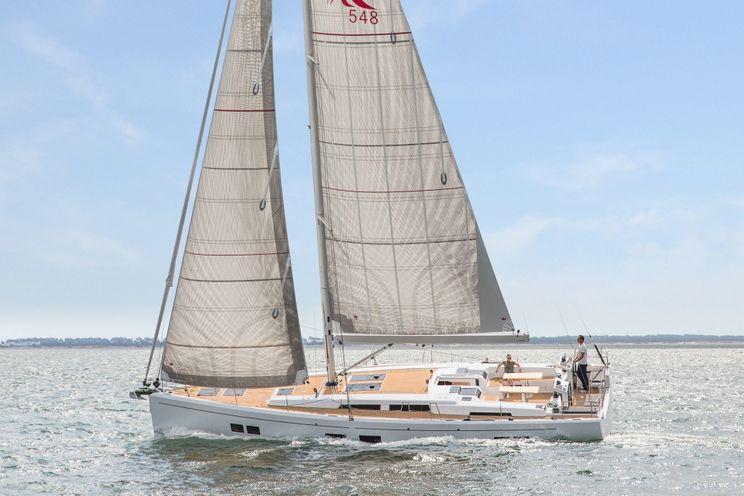 Charter Yacht Hanse 548 - 4 + 1 cabins (4 double 1 single) - 2019 - Split - Trogir