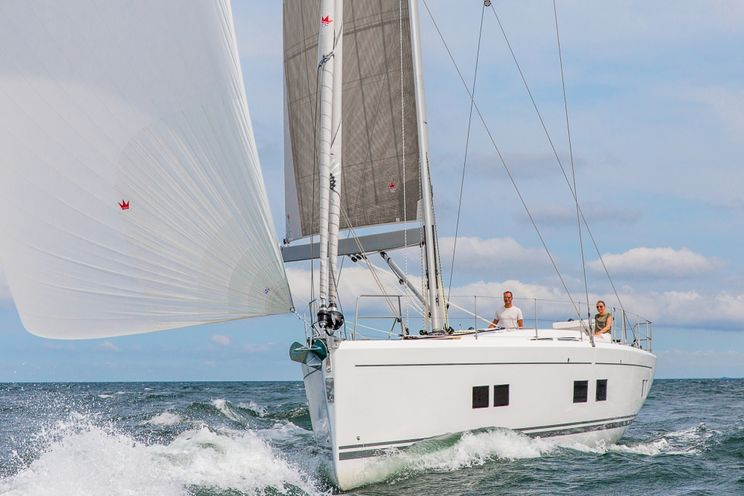 Charter Yacht Hanse 548 - 4 + 1 cabins (4 double 1 single) - 2018 -  Athens