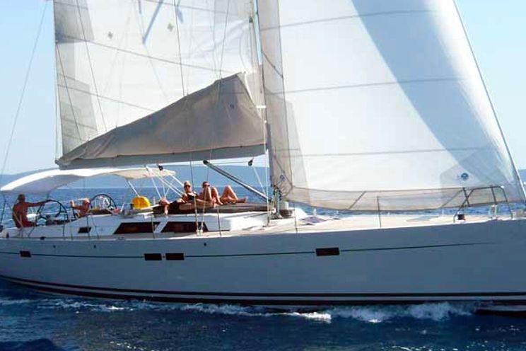 Charter Yacht Hanse 54 - 4 Cabins - Barcelona Day Charter