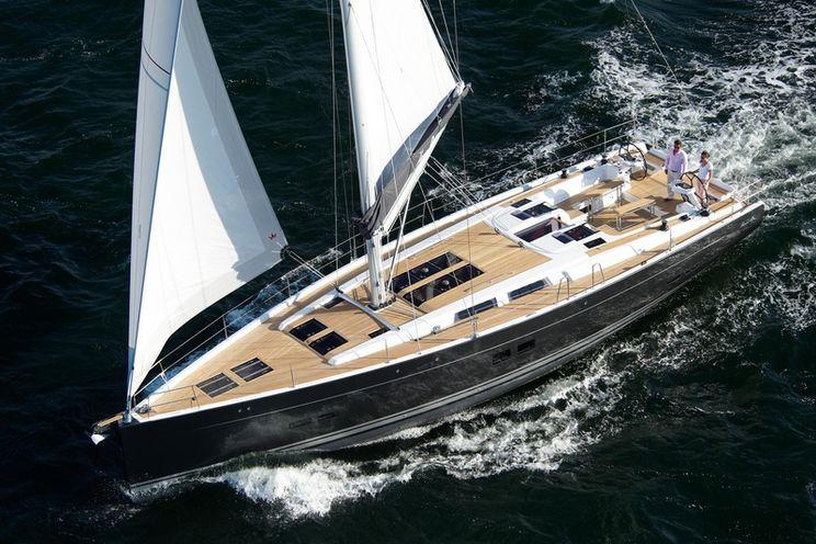 Charter Yacht Hanse 575 - 4 + 2 (4 double 2 single) 2016 - Trogir - Sibenik