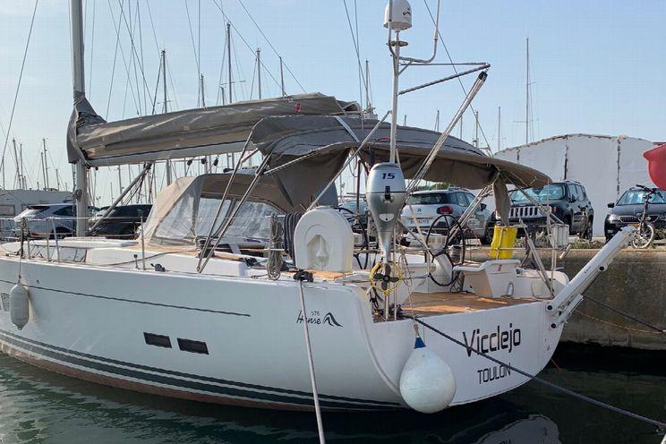 Charter Yacht Hanse 575 - 4 Cabins - 2013 - Ajaccio - Corsica - French Riviera