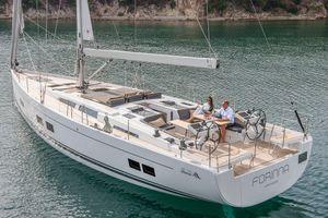 Hanse 588 - 5+1 Cabins - Kastela - Split - Trogir
