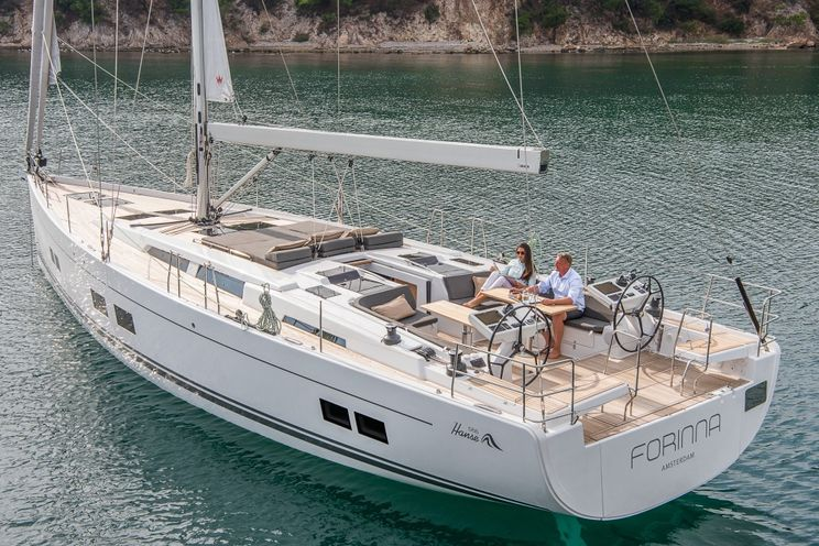 Charter Yacht Hanse 588 - 5+1 Cabins - Kastela - Split - Trogir