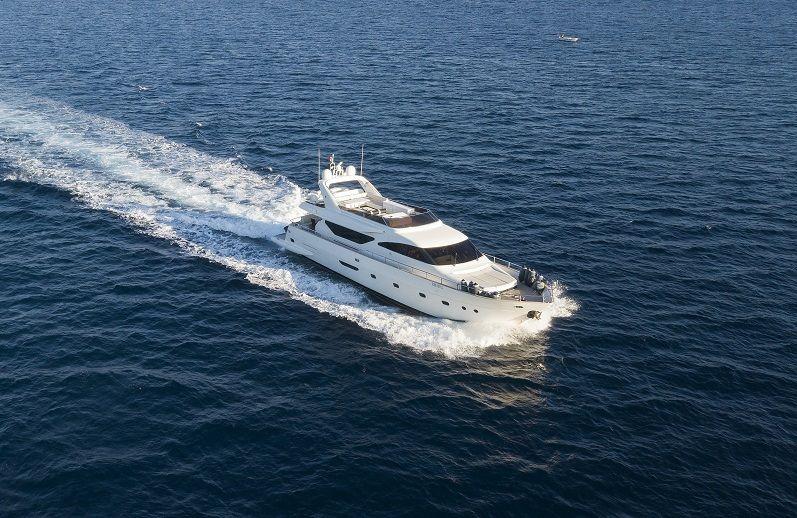 HAPPY FEET - Alalunga 78 - 4 Cabins - Amalfi Coast - Sorrento - Capri - Positano