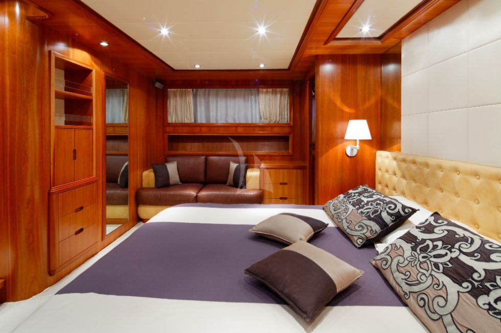 Owner Cabin