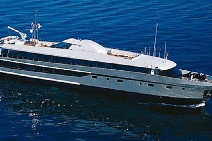 Charter Yacht HARMONY G - 22 Cabins - Greece