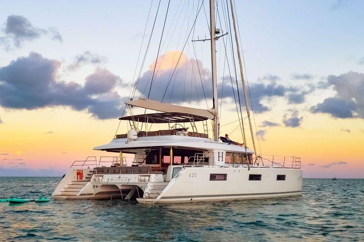 Charter Yacht HEAVENLY - Lagoon 620 - 4 Cabins - St Thomas - St John - St Croix