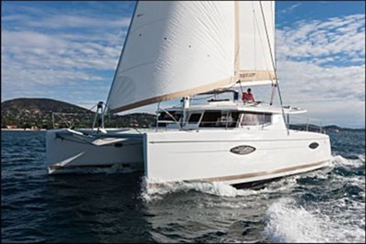 Charter Yacht Fountaine Pajot Helia 44 - 4 Cabins - Port Pin Rolland - Marseille - Toulon - Hyères
