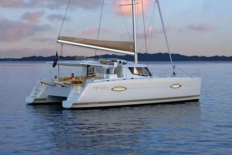 Charter Yacht Fountaine Pajot Helia 44  - 6 Cabins - Palma - Mallorca