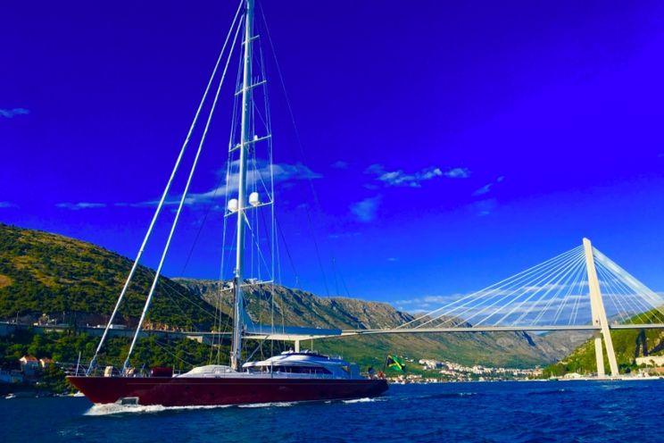 Charter Yacht HELIOS - Perini Navi 45m - 4 Cabins - Leeward Islands - Virgin Islands - Croatia - Sicily
