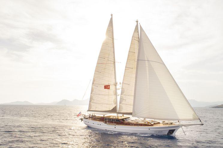 Charter Yacht HIC SALTA - Valena Yachting 42m - 5 Cabins - Bodrum - Gocek - Fethiye