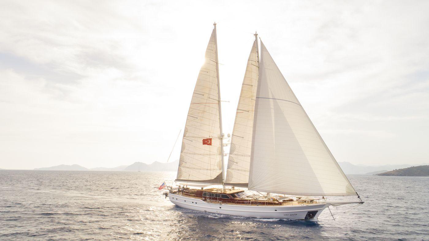 HIC SALTA - Valena Yachting 42m - 5 Cabins - Bodrum - Gocek - Fethiye