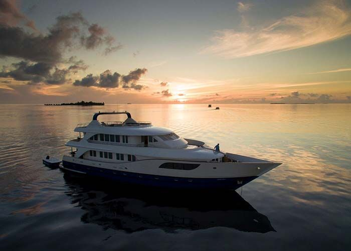 HONORS LEGACY - 9 Cabins - Maldives, Indian Ocean
