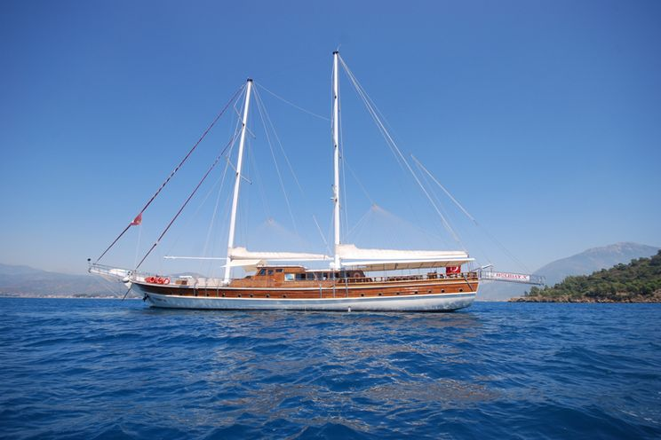 Charter Yacht HOLIDAY X - 39m Gulet - 10 Cabins - Turkey - Fethiye - Bodrum
