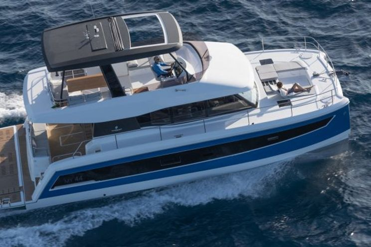 Charter Yacht Hondo - Fountaine Pajot MY 44 - 3 Cabins - 2019 - Annapolis