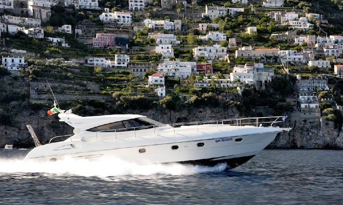 HOT - Gianetti 58HT- 2 Cabins - Amalfi Coast Day Charter Yacht - Sorrento - Capri - Positano