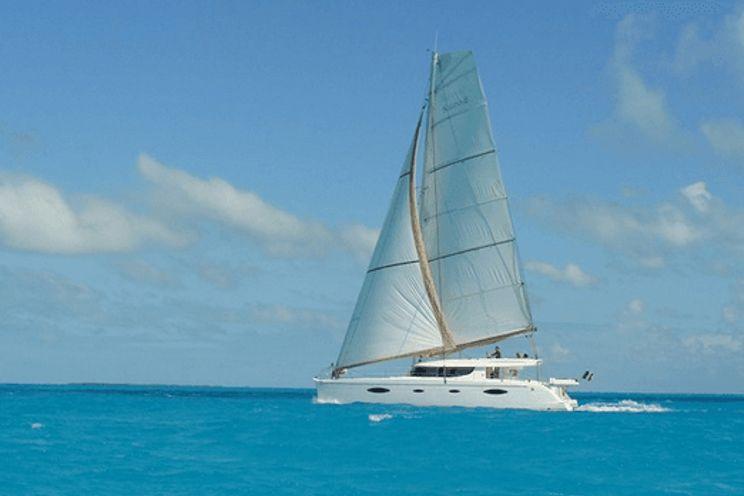 Charter Yacht Fountaine Pajot Salina 48