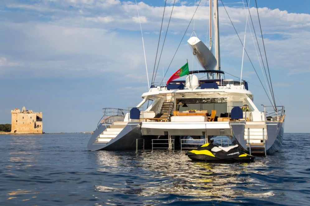 HUTIANE - 31m Cuneo Marine