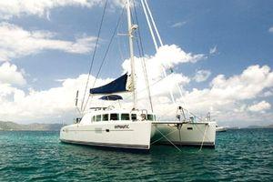 HYPNAUTIC - Lagoon 44 - 3 Cabins - Virgin Islands - Caribbean