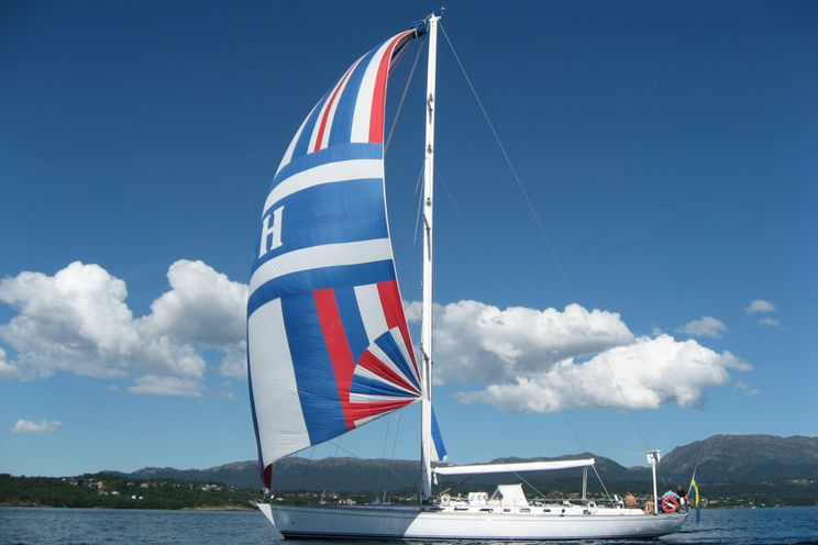 Charter Yacht ICHIBAN - Nautor`s Swan 70 - 4 Cabins - Stockholm - Oslo - Helsinki - Baltic Sea