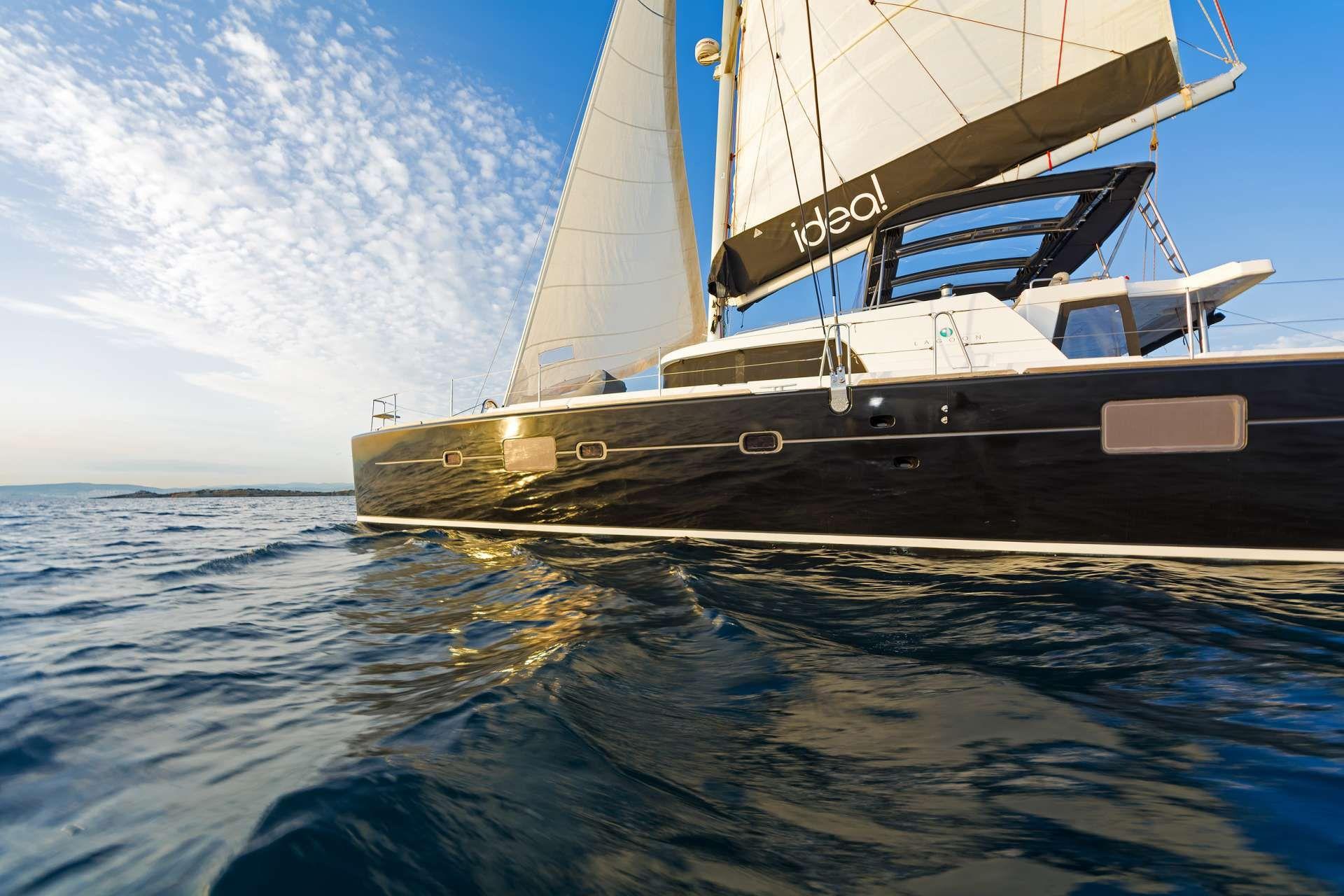 IDEA - Lagoon 500 - 5 Cabins - Athens - Mykonos - Kos - Lefkas