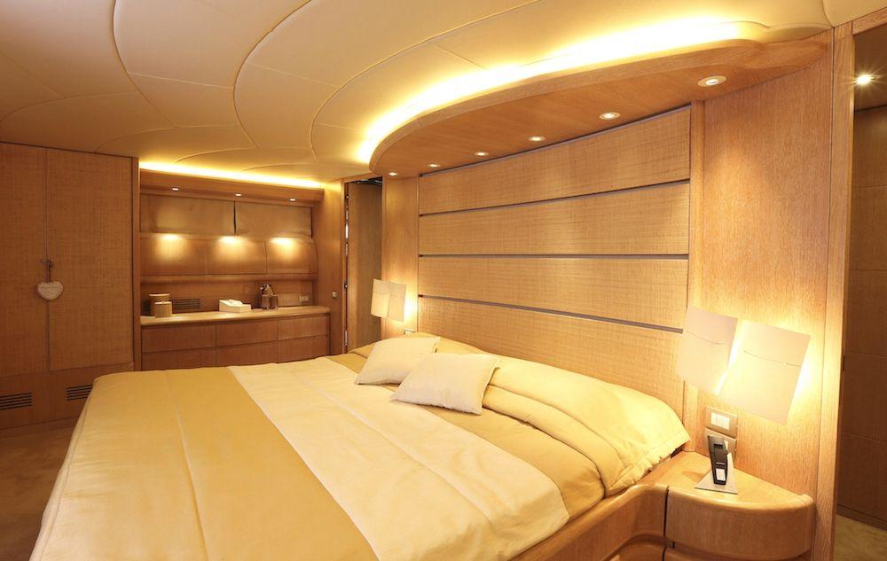 Maiora Motor Yacht IF Cabin