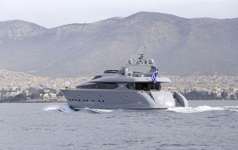 Maiora Motor Yacht IF Cruising