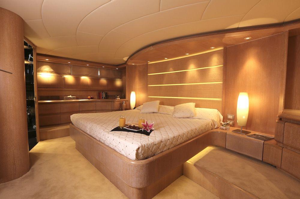 Maiora Motor Yacht IF Master Cabin