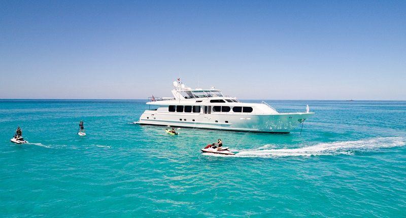 IL CAPO - Broward Marine 110 - 4 Cabins - Bahamas - Nassau - Freeport - Georgetown - Abacos