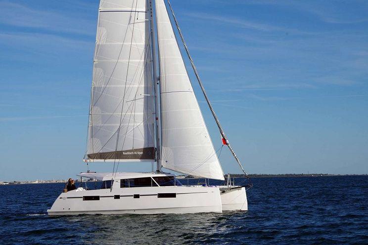 Charter Yacht ILLUSION - Nautitech 46 - 4 Cabins - Martinique - Grenadines - Union Island - St Lucia