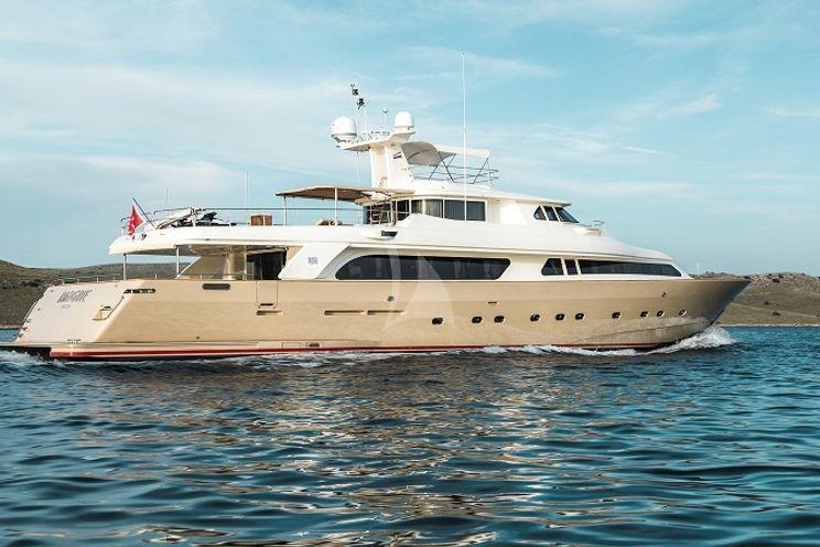 Charter Yacht IMAGINE - Ferretti 30m - 5 Cabins - Dubrovnik - Tivat - Budva