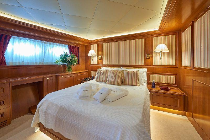 VIP cabin #1