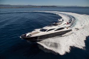 BIANCINO - Sunseeker 90 - 4 Cabins - Cannes - St Tropez - Monaco - Corsica - Portofino
