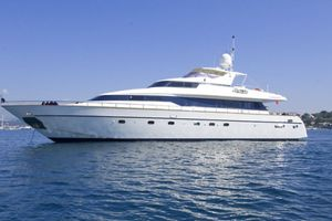 INDULGENCE OF POOLE - Mangusta 86 - 4 Cabins - Monaco - Cannes - St Tropez - Portofino - Sanremo - Cinque Terre