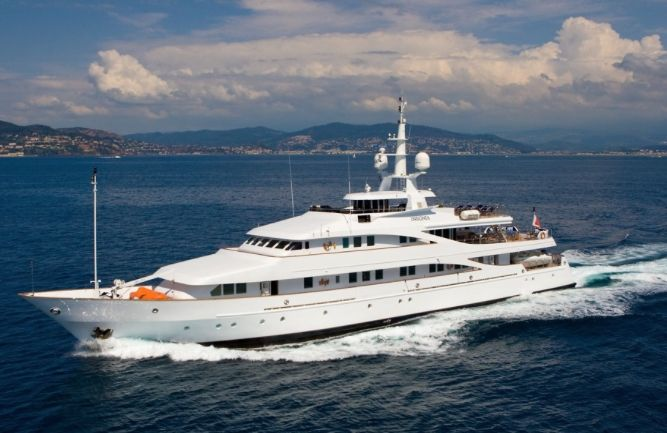 INSIGNIA - 56m Elsflether Werft AG - 7 Cabins - Athens - Kos - Bodrum