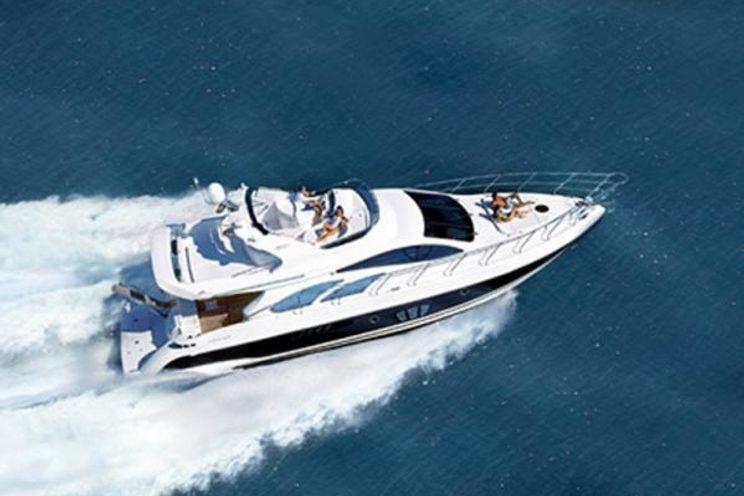 Charter Yacht Intermarine 600 - 2 Cabins - Rio de Janeiro