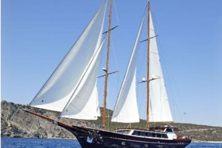 Charter Yacht IRAKLIS L - Custom Build - 6 Cabins - Greece - St Maarten