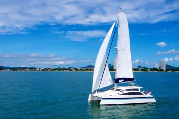 Charter Yacht Island Spirit 380 - 4 Cabins - Phuket,Thailand