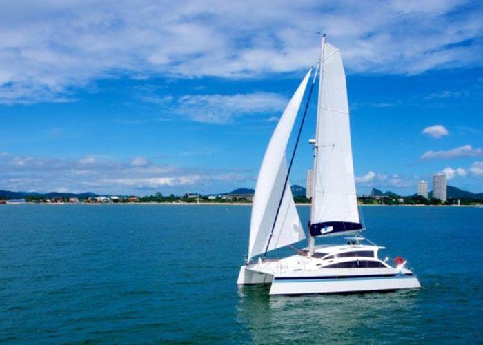 Island Spirit 380 - 4 Cabins - Phuket,Thailand