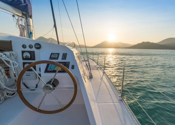 Island Spirit - Sailing