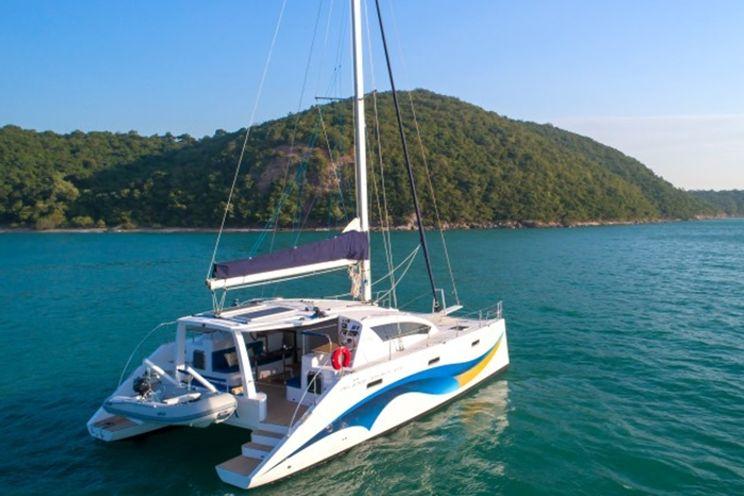 Charter Yacht Island Spirit 410 - 4 Cabins - Koh Chang and Koh Samui, Thailand