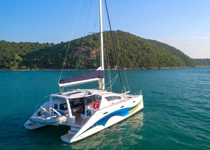 Island Spirit 410 - 4 Cabins - Koh Chang and Koh Samui, Thailand