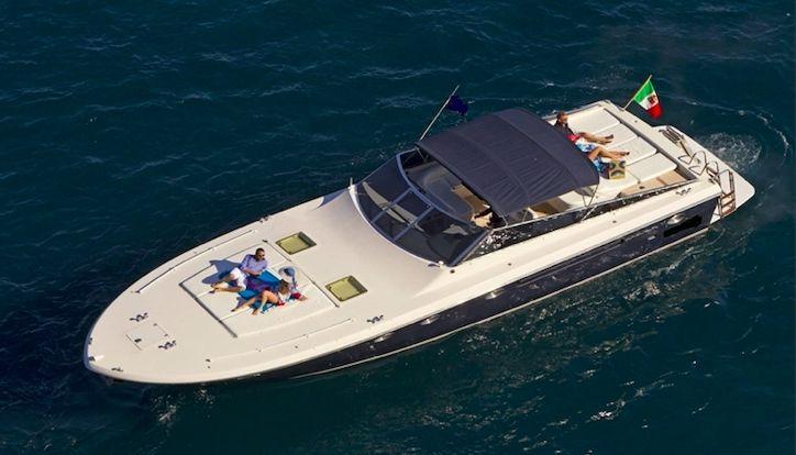 Itama 48 - Day charter - Amalfi Coast