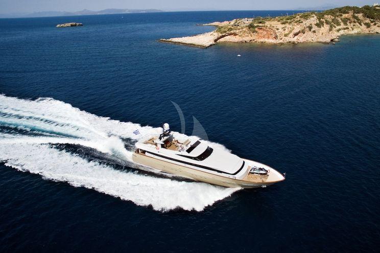 Charter Yacht ITHAKI - Baglietto 34m - 5 Cabins - Athens - Mykonos - Lefkas
