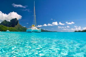 ITI ITI Cruise - 4 days/3 nights - Tahiti, Bora Bora, South Pacific